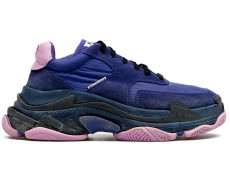 Balenciaga Wmns Triple S Trainer 2.0 'Blue Rose' (36-41)