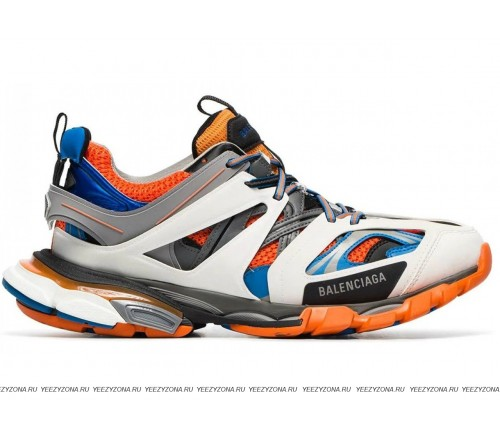 Купить Balenciaga Track Trainer 'Orange Grey'