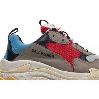 Balenciaga Triple S Trainer 'Blue Red' (36-45)
