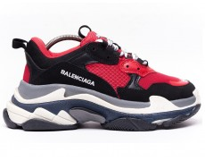 Balenciaga Triple S Trainer 'Red Black' (36-45)