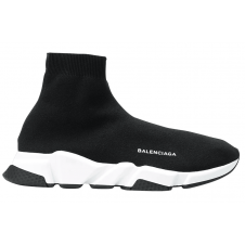 Balenciaga Speed Trainer Mid 'Black White' 2018 (36-45)