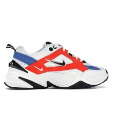 Nike M2K Tekno White/ Orange (36-45)