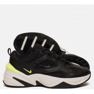 Nike M2K Tekno Black/White/Light Green (36-45)