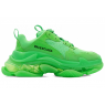 Balenciaga Triple S Trainer 'Neon Green'