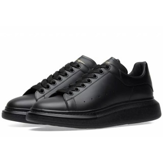 ALEXANDER MCQUEEN All Black унисекс (36-45)