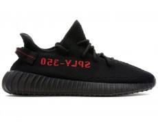 Yeezy Boost 350 V2 Black Red