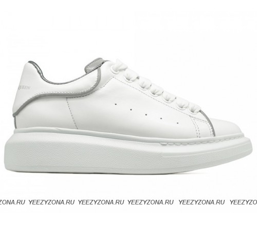ALEXANDER MCQUEEN All White Reflective женские (36-40)