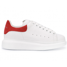 ALEXANDER MCQUEEN White & Red женские (36-40)