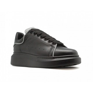ALEXANDER MCQUEEN All Black Reflective женские (36-40)