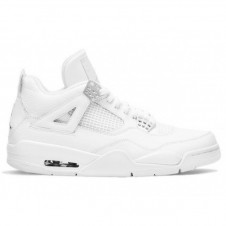 Nike Air Jordan 4 Retro White Белые