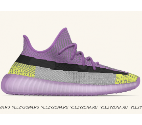 Yeezy Boost 350 V2 Static Light Yellow